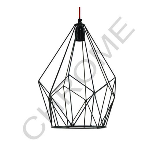 Geometric Shape Pendant Light