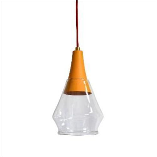 Glass Hanging Light