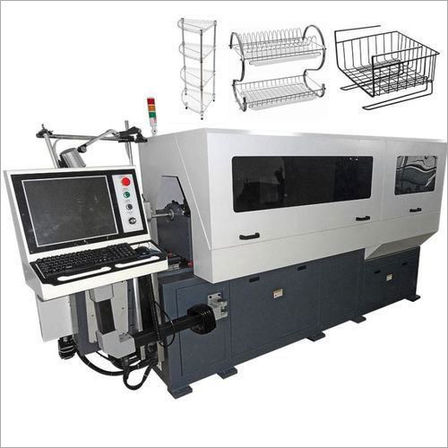 3D CNC Wire Bending Machine