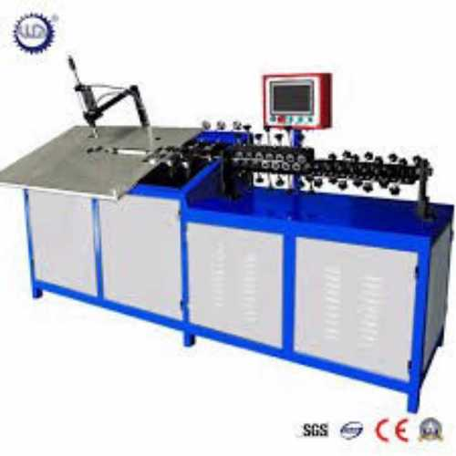 Industrial Wire Bending Machine