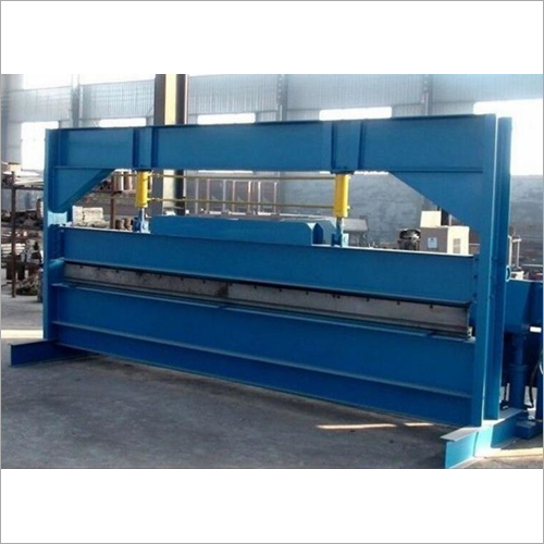 Steel Plate Bending Machine