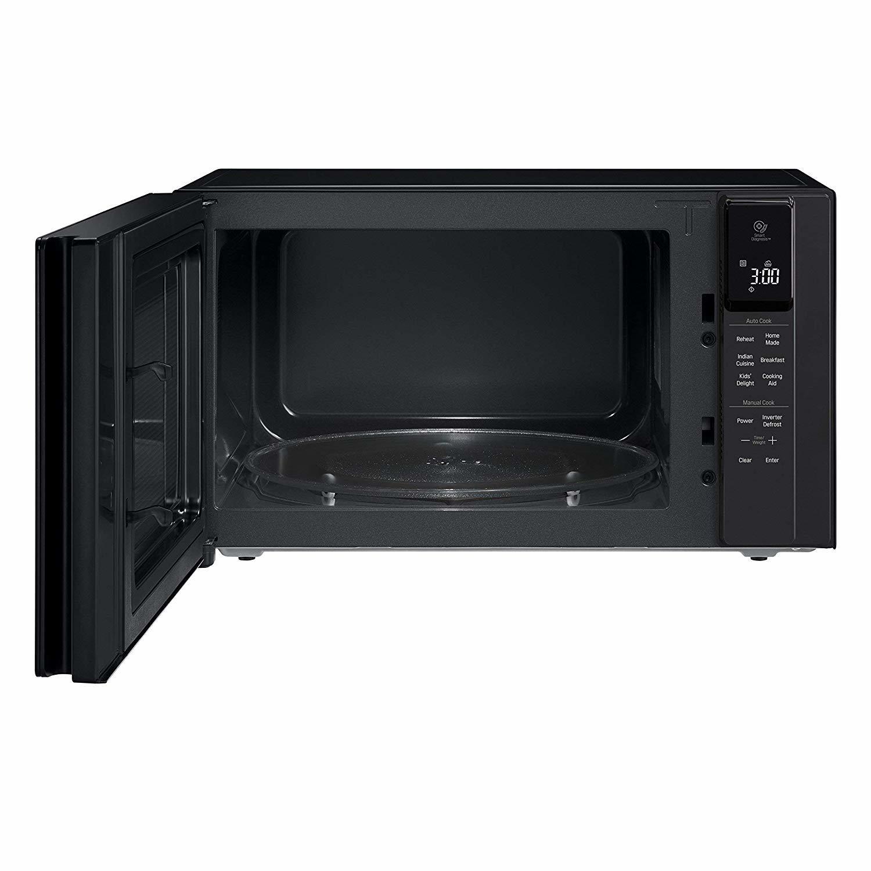 LG 42 L Solo Microwave Oven (MS4295DIS, Black)