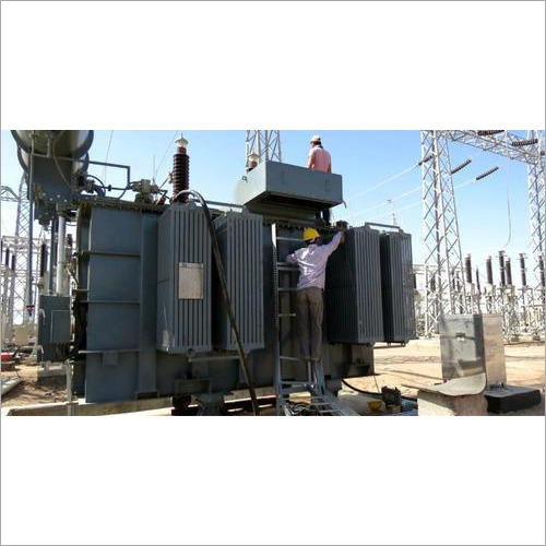 Distribution Transformer Repairing Service