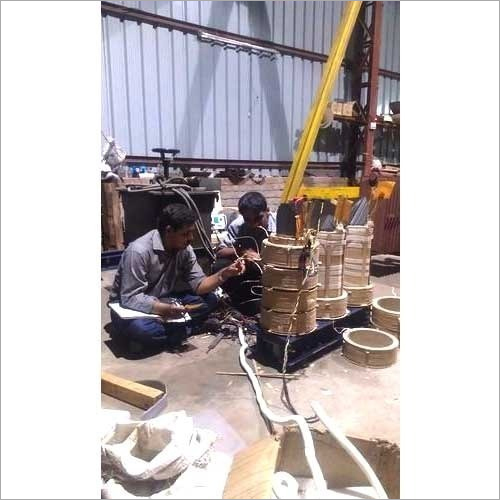 Electric Distribution Transformer Repairing Service