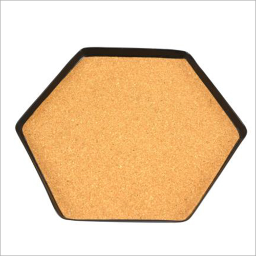 Hexagonal Cork Tray