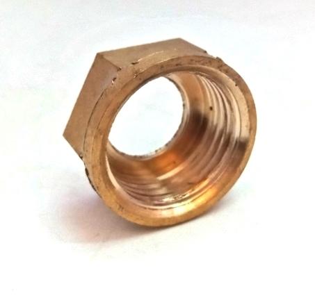Brass Collor Nut