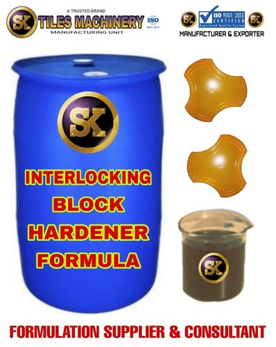 Interlocking Block Hardener Formula