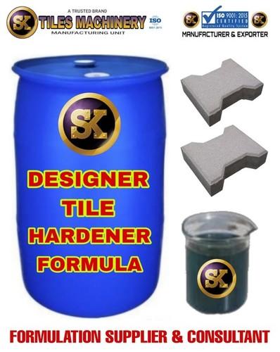 Designer Tile Hardener Formula