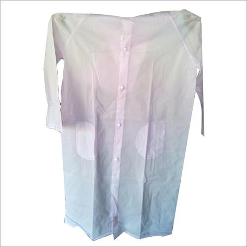 White Plain Raincoat