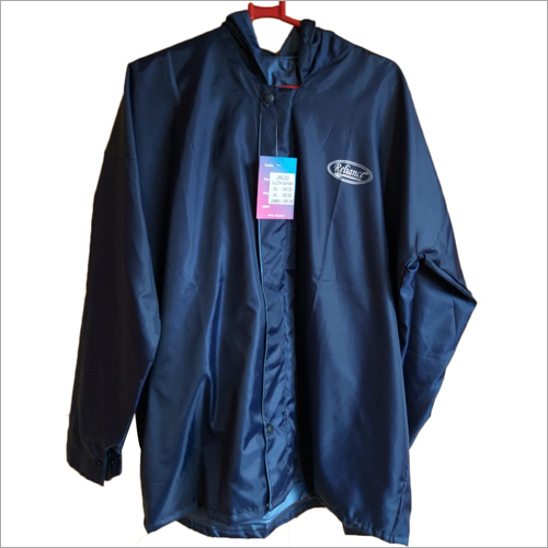 Mens Reversible Raincoat