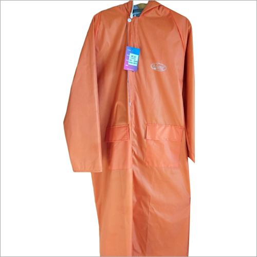 Ladies Knee Length Raincoat