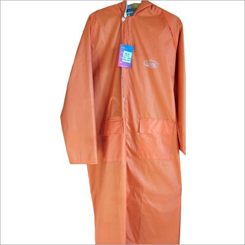 Ladies Knee Length Raincoat