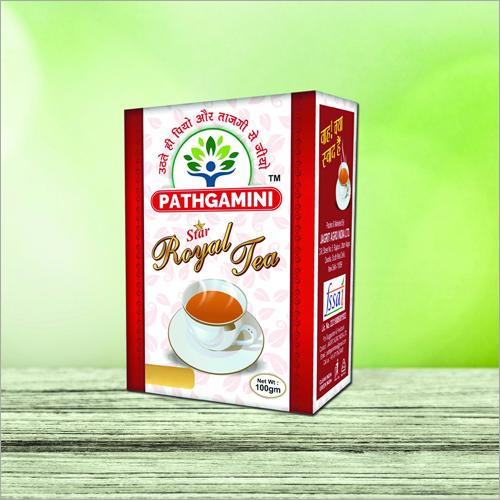 100 gm Royal Assam CTC Leaf Tea