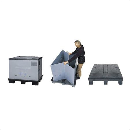 Foldable Plastic Pallet