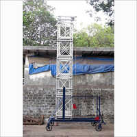 Collapsible Tower Ladder