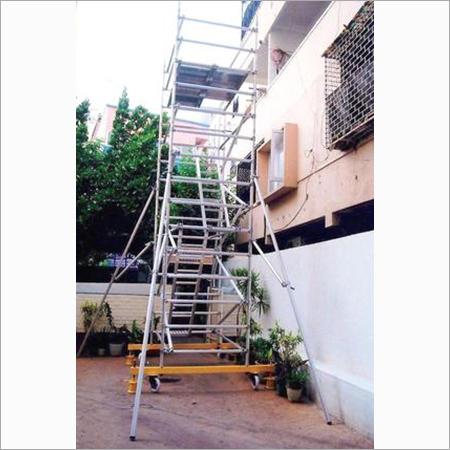 Scaffolding Aluminum Tower Ladder
