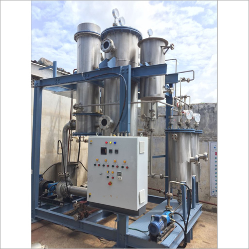 Mechanical Vapor Recompression Evaporators