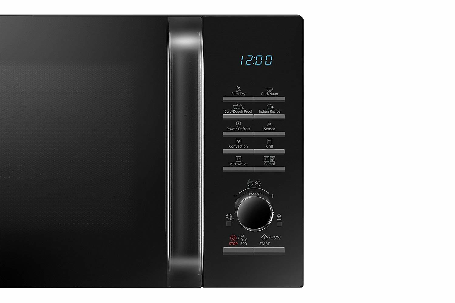Samsung 28 L Convection Microwave Oven (MC28H5145VK/TL, Black)