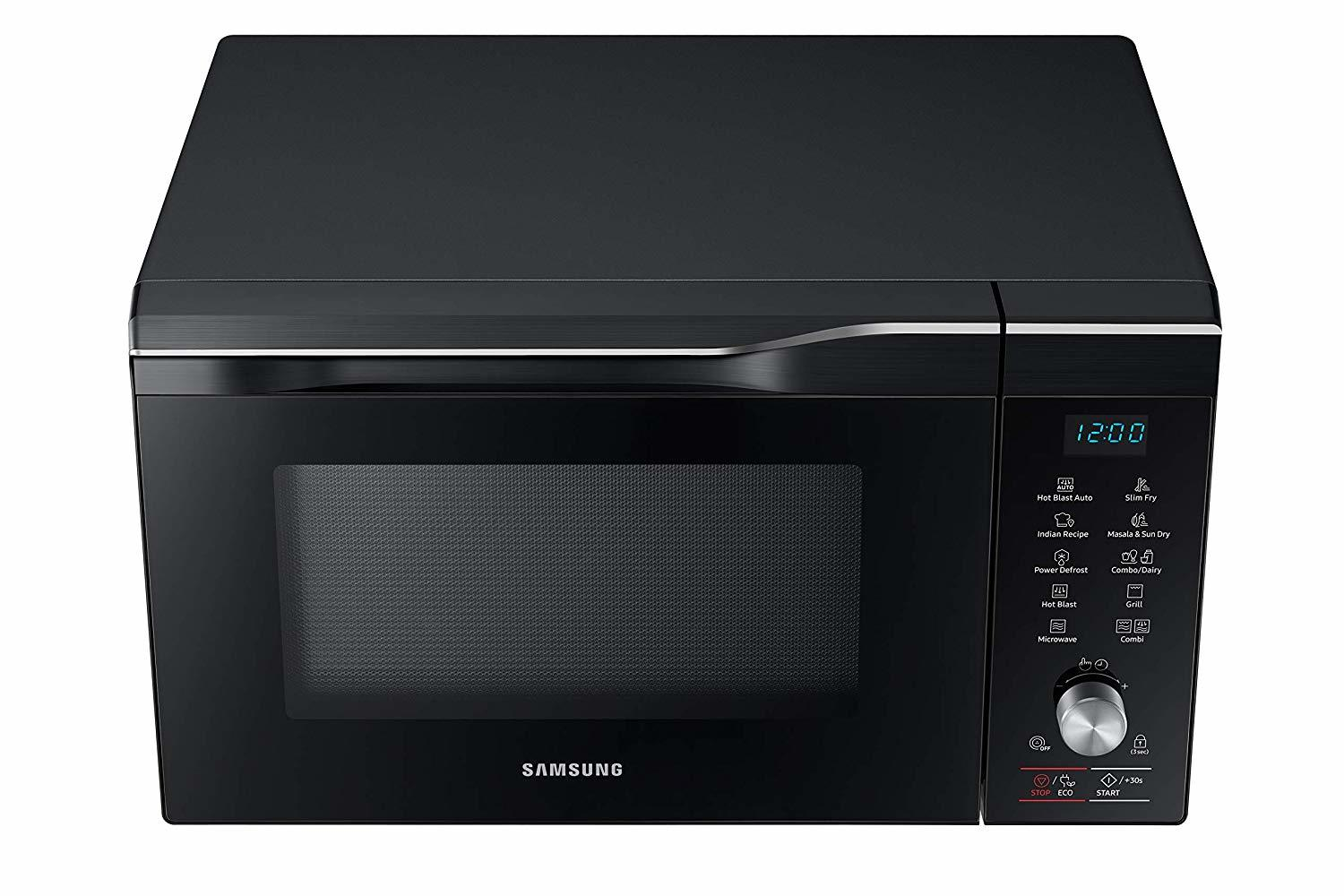 Samsung 32 L Convection Microwave Oven (MC32K7056CK/TL, Black)