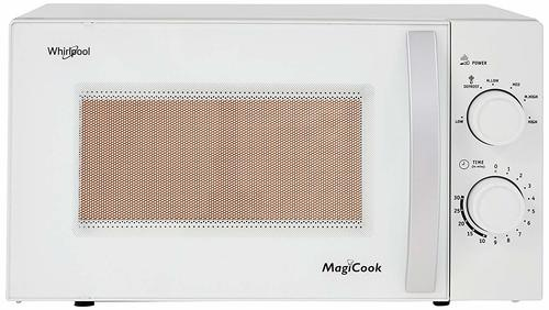 Whirlpool 20 L Solo Microwave Oven (Magicook Classic-Knob, White)