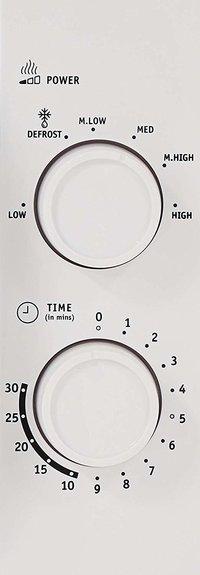 Whirlpool 20 L Solo Microwave Oven (Magicook Classic-Knob, White)