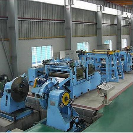 HR Cut To Length Machine