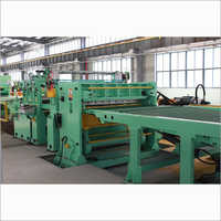 CR Cut To Length Machine