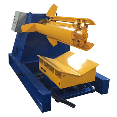 Heavy Duty Decoiler