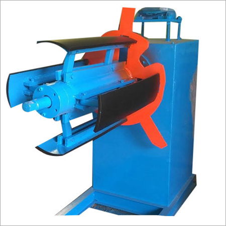 Motorized Decoiler
