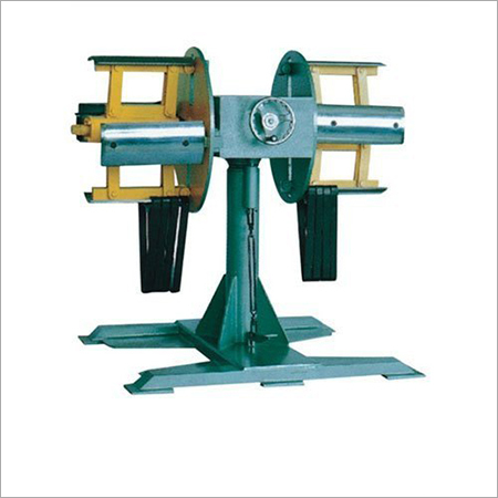 Double Sided Decoiler