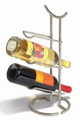 3 Wine Bottle Holder - Spectrum