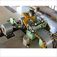 GP Coil Cut to Length Machine