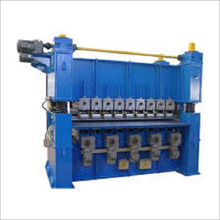 Precisions Sheet Leveller Machine
