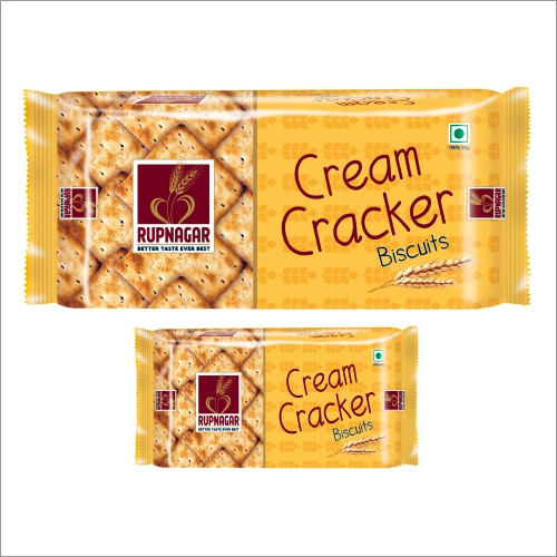 Cream Cracker Biscuit
