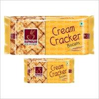 Cream Cracker Biscuit