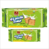Cardamom Flavour Biscuit