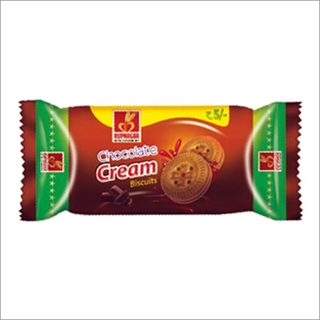 Chocolate Cream Biscuit