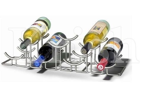 6 Wine Bottle Holder- Spacemen