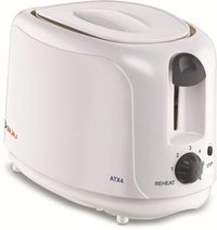 Bajaj ATX 4 750 W Pop Up Toaster  (White)