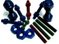 PTFE Coated Studs, Bolts & Nuts