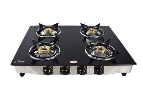 4 Burners LP Gas Stove