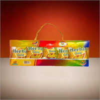 Herbal Gold Gulal Bag