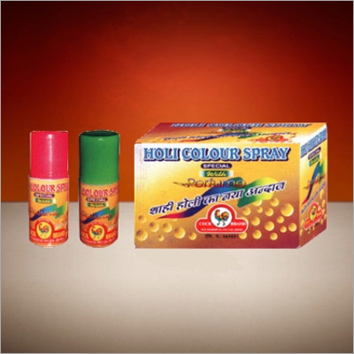 Holi Colour Spray With Prefume