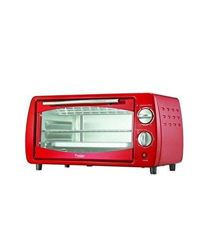 Prestige 41462 9-Litre Toaster (Red)