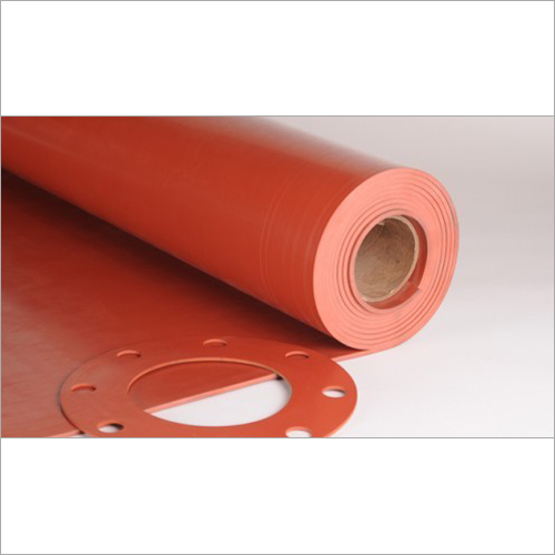 Red Rubber Gasket