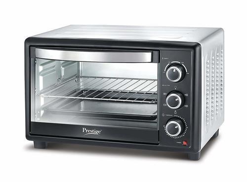 Prestige POTG 28-Litre Toaster Oven (Black)