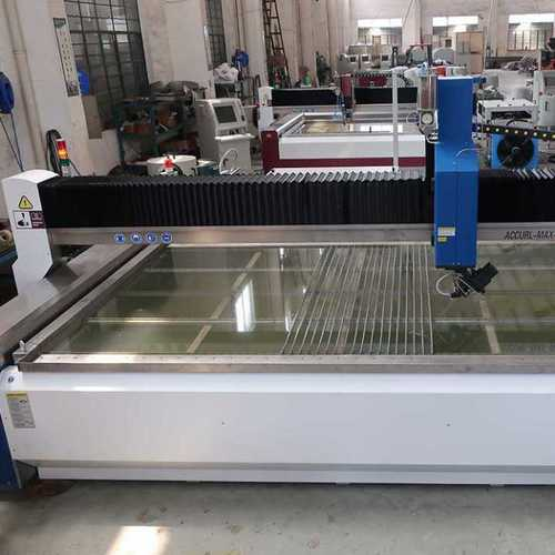 Industrial Water Jet Cutting Machine