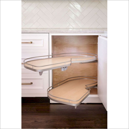 S Shape Pull Out Cabinet
