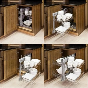 Kitchen Storage Pull Out Cabinet