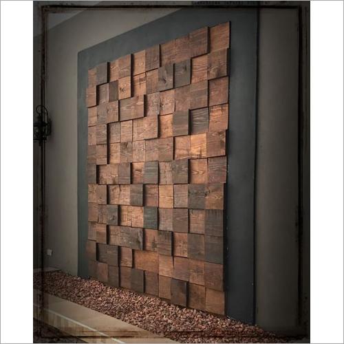 Modern Living Wall Panel